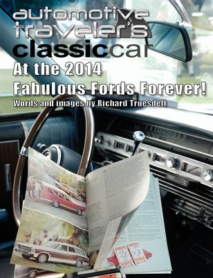 Automotive Traveler's Classic Car at the 2014 Fabulous Fords Forever!