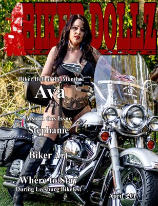 Biker Dollz Magazine April 2017