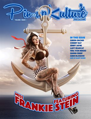 Pinup Kulture Magazine Volume 2, Issue 4
