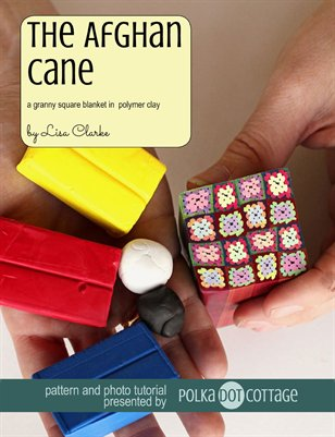 The Afghan Cane Polymer Clay Tutorial
