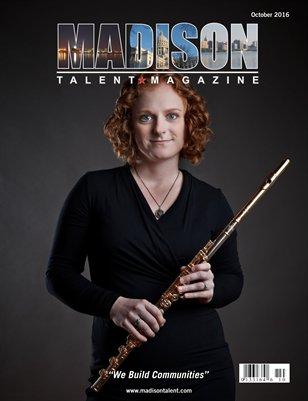Madison Talent magazine October 2016 Edition