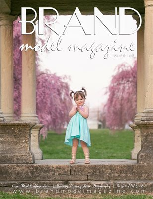 Brand Model Magazine  Issue # 168
