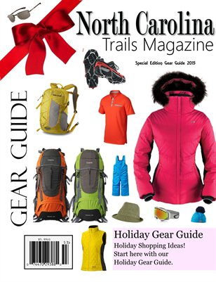 North Carolina Trails Magazine Gear Guide 2015