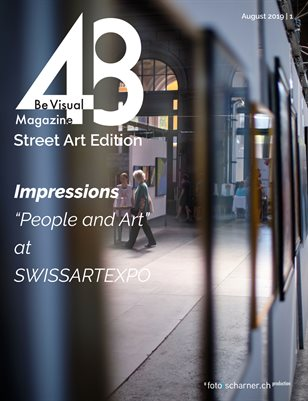 48 Be Visual | Magazine - SWISSARTEXPO 2019