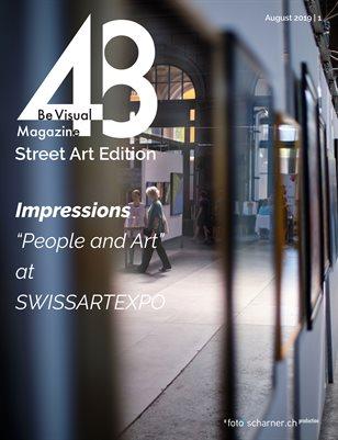 Vol 1 - 48 | Be Visual Magazine | SWISSARTEXPO 2019