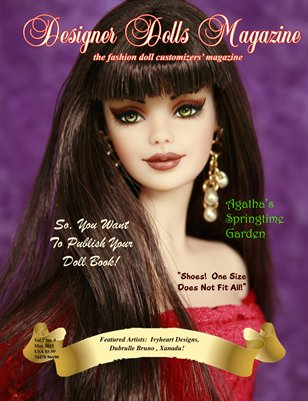 Designer Dolls Magazine - May 2015