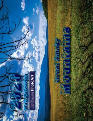 2020 Great Smoky Mountains Wall Calendar