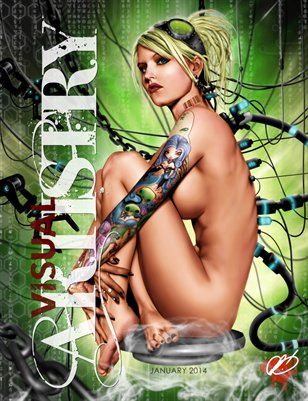 Visual Artistry Magazine January 2014 Volume 01 Issue 06