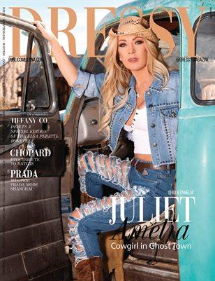 DRESSY Magazine - JULIET AMELIA - July/2020 - #13
