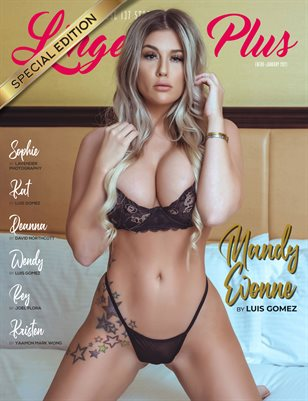 LINGERIE PLUS SPECIAL EDITION  JANUARY 2021