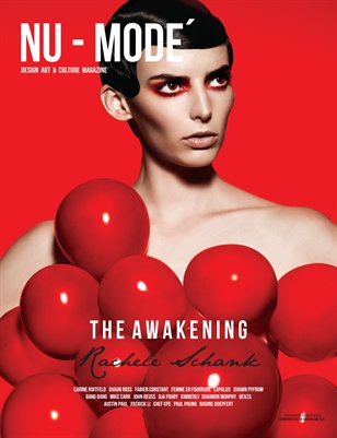 "Nu-Mode´Autumn/Winter #9 ""The Awakening"" Rachele Schank"