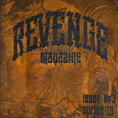 Revenge Mag Issue #3
