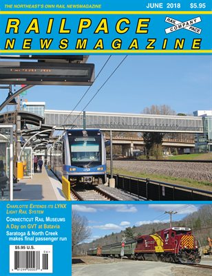2018-06 JUNE 2018 Railpace Newsmagazine