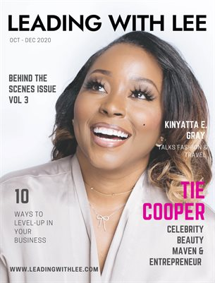 Leading with Lee Magazine Issue #15