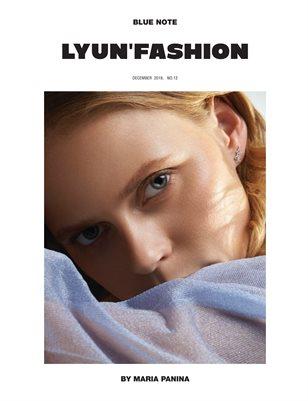 LYUN ISSUE No.12 (VOL No.1) C1