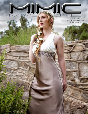 MIMIC Magazine Sept. 2017 Daydream Vol. 5