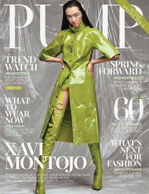 PUMP Magazine | The Editor's Choice Issue | Vol.4 | Feb. 2021