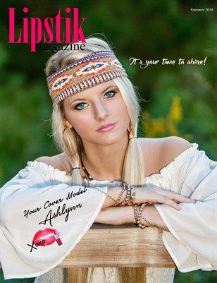 Lipstik Magazine Summer 2016