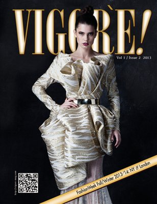 Vigore Magazine Fall_Winter 2013 Fashion Week Supplement