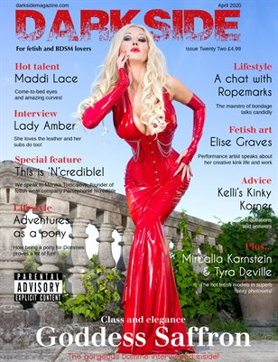 Darkside Magazine Issue 22
