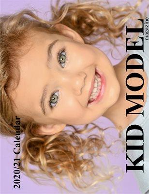 Kid Model magazine 2020/21 Calendar