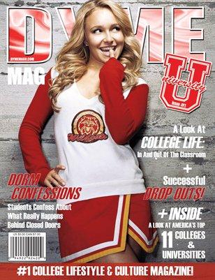 DYME Magazine University!