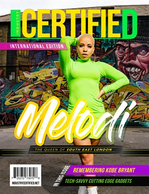 Industry Certified - Volume 2 - Issue 1 - Melodi (International Edition)