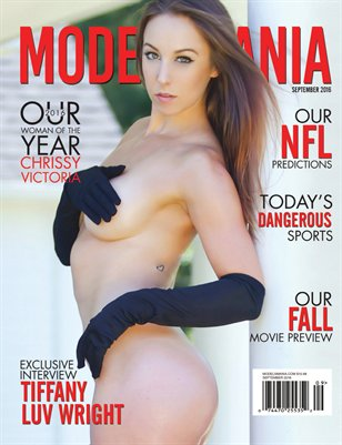 MODELSMANIA SEPTEMBER 2016 CHRISSY VICTORIA