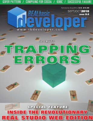 "8.6 (""Trapping Errors"")"