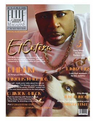Elite Status Magazine February 2016