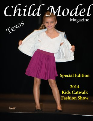 2014 Kids Catwalk Fashion Show Special Edition