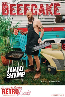 BEEFCAKE '21 Vol.1 – Jumbo Shrimp Cover Poster