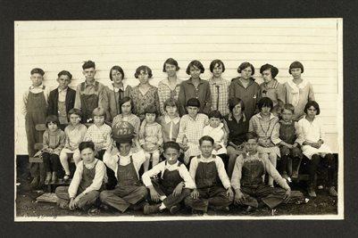 1926 Palestine School