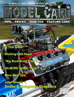 Model Car Builder No. 13, Volume 2, No. 1