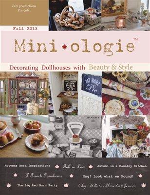 Miniologie Fall 2013
