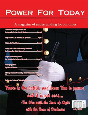 Power For Today Magazine, July 2010