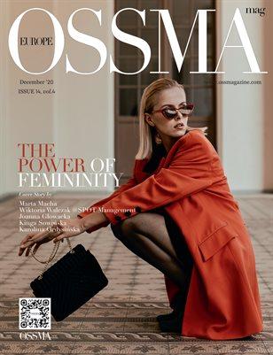 OSSMA Magazine EUROPE ISSUE14, vol4