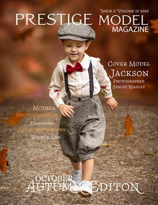 PRESTIGE MODELS MAGAZINE _ Autumn Edition 3/10