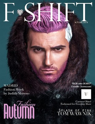 Fashion Shift Magazine AUTUMN 2014 | Cover 1