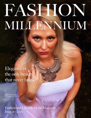 Fashion Millennium Model Magazine Edition 11