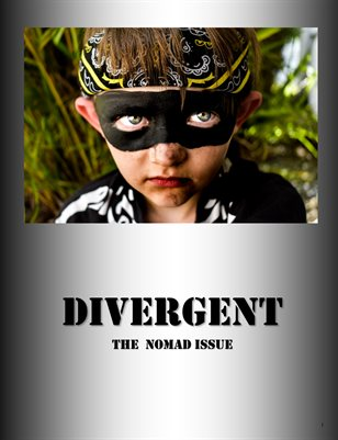 Divergent, The Nomad Issue