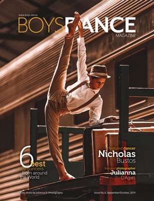 BoysDance Magazine #4