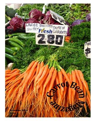 Carrot Bean Magazine December 2014