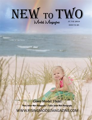 New To Two Model Magazine Issue #23