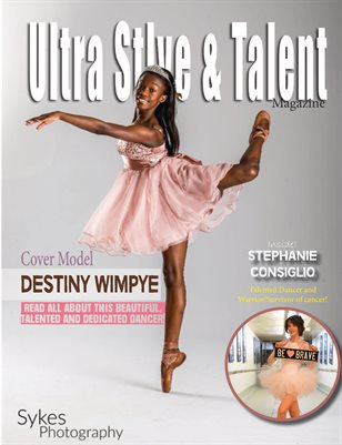 Ultra Style and Talent Magazine Feb