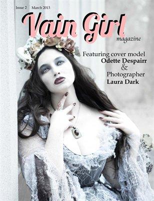 Vain girl magazine - issue 2