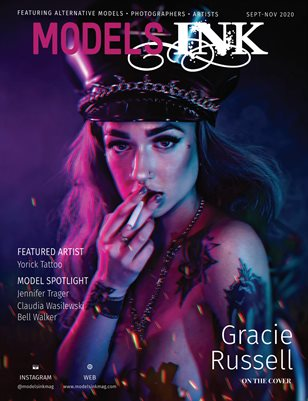 Models Ink Magazine SEP-NOV 2020 Vol. 2