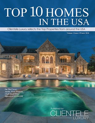 Top 10 Homes USA Winter 2018 Issue