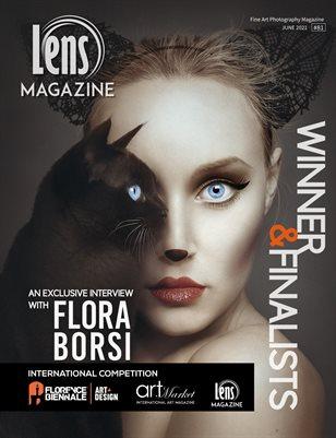 Lens Magazine June 2021 Issue #81