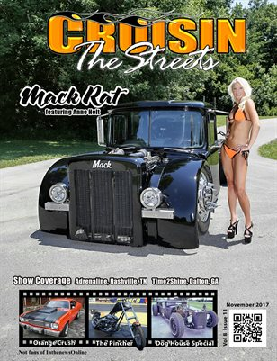 November 2017 Issue, Cruisin' the Streets